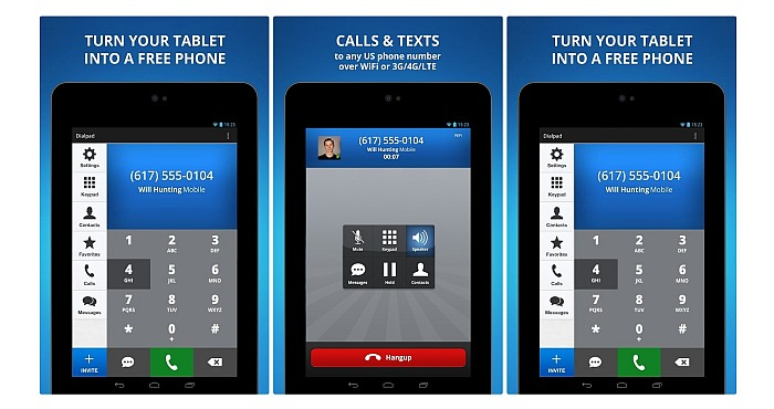Free Calls, Text, and Video Chat on iPhone and Android