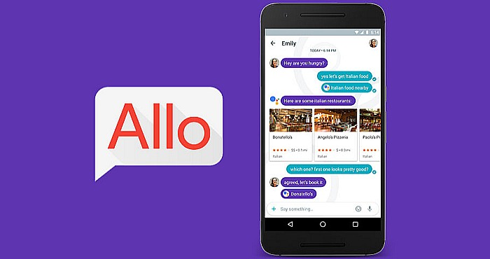 Download Allo by Google