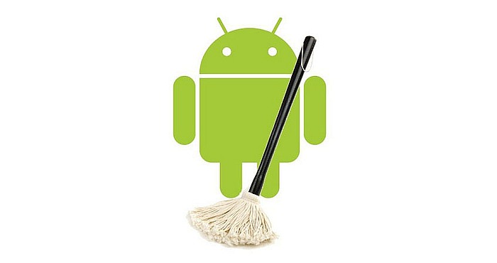 The only junk you have on your phone is junk cleaner