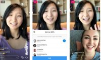 Instagram LIVE Feature